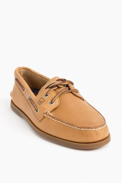 men's sahara authentic original 2-eye core boat shoes