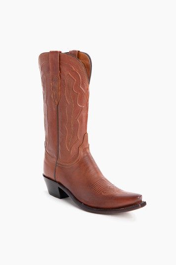 grace traditional western boot
