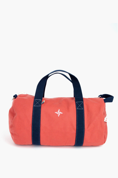 exclusive tuckernuck coral commuter duffel