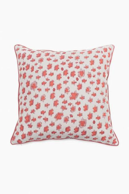 orange enley pillow