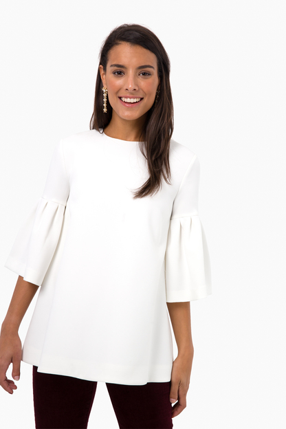 White Anderson Swing Top