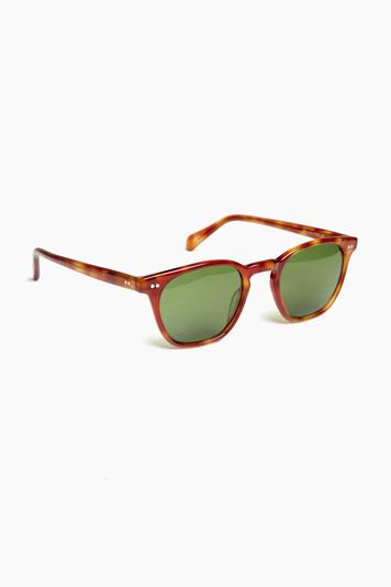 honey tortoise legend sunglasses
