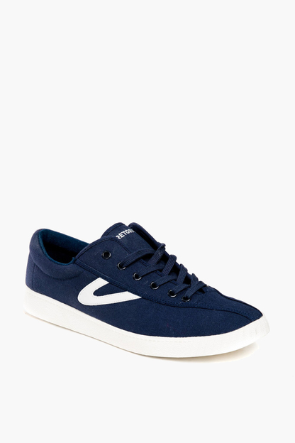 men's navy nylite plus sneakers