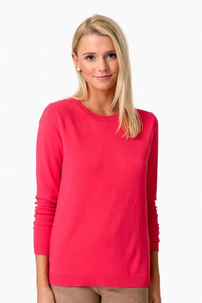dragon fruit carolina crewneck sweater