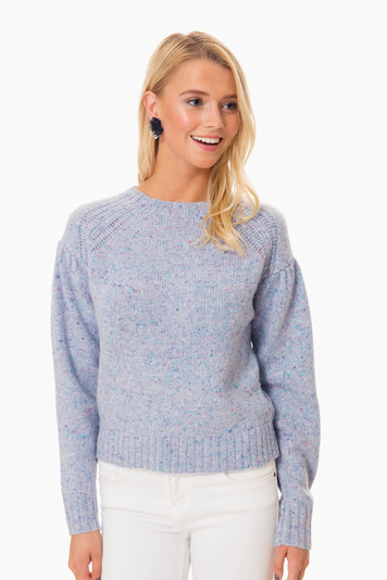 donegal tweed pullover