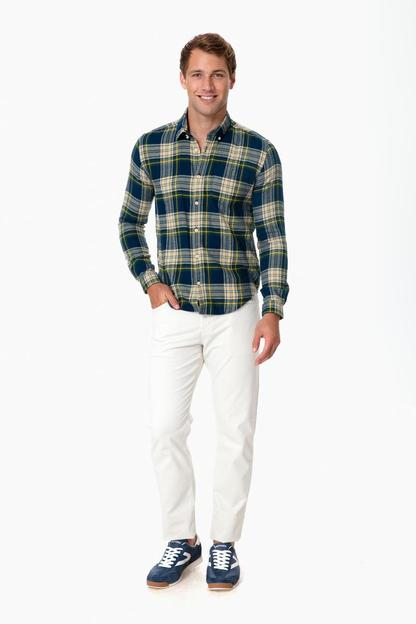 barbour forest leith shirt