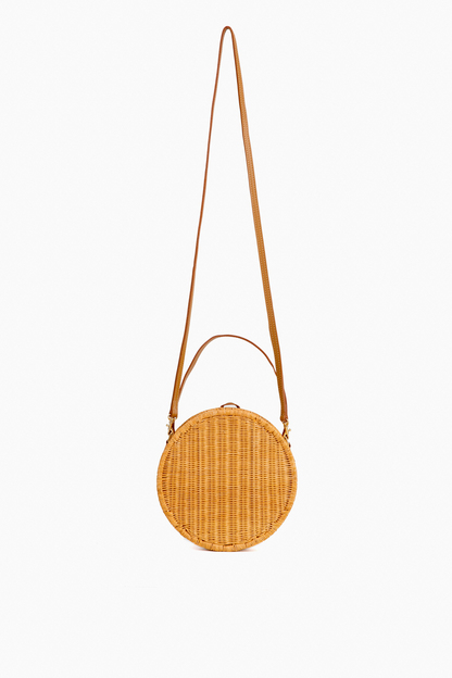Destiny Natural Wicker Bag