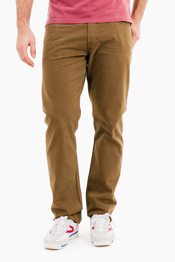 the sueded sateen graduate in rustic brass