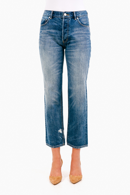 sylvie blueprint wash jeans