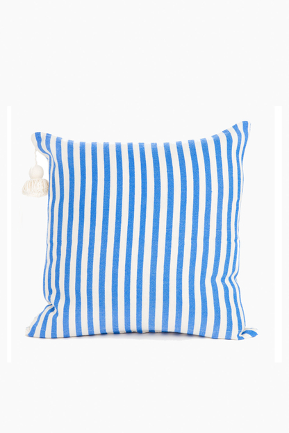 blue minza pillow case