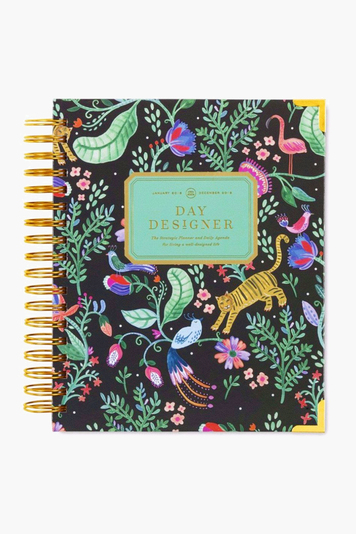jungle out there 2018 daily planner