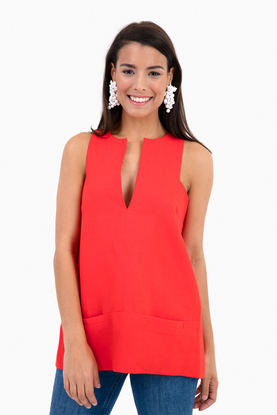 red a line mod top