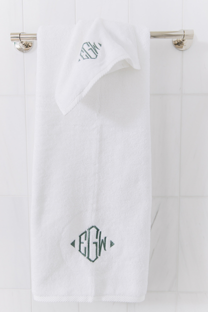 milagro bath towel (set of 2)
