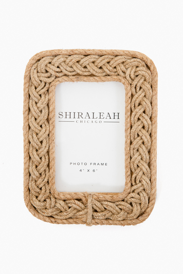 heyward rope picture frame