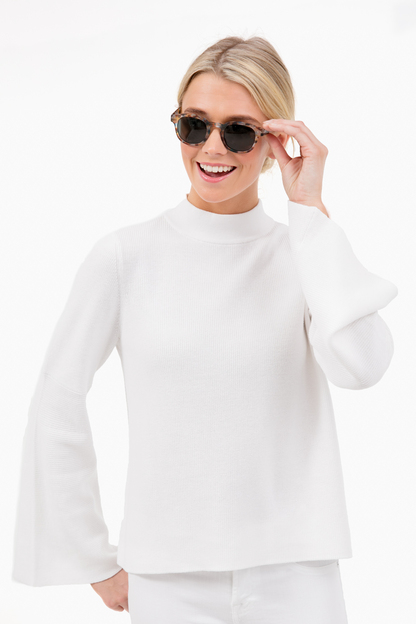 giselle shaker sweater