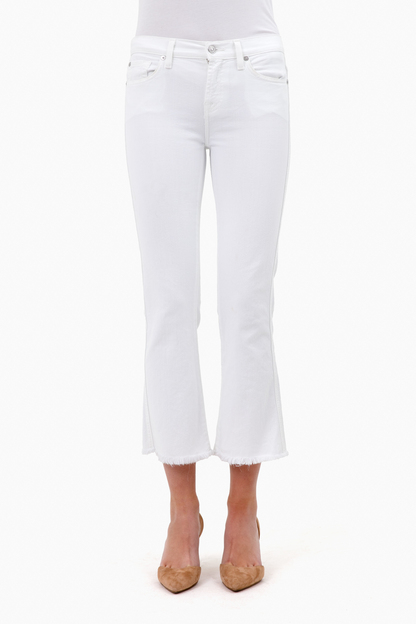 Cropped Boot Jeans