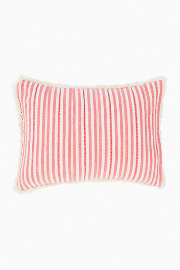 sweet dreams quilted nursery pillow