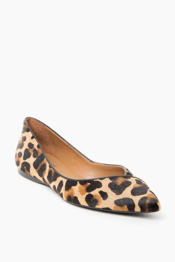 leopard peppy flats